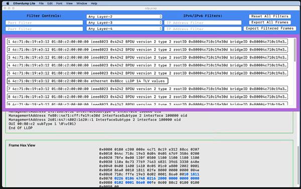 Etherdump Mac版