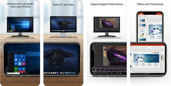 Splashtop Personal Mac版