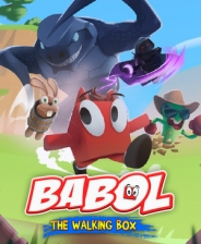 Babol the Walking Box