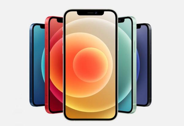 iphone12和iphone12pr