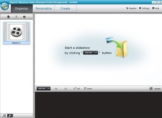 iSkysoft Slideshow Maker(幻燈片視頻制作軟件)
