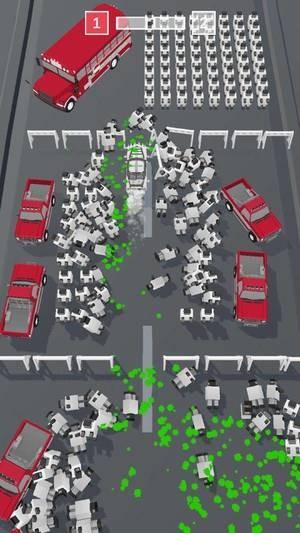 汽车粉碎世界