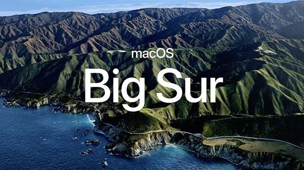macOS Big Sur正式版