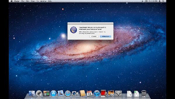 DeepSleep Mac版