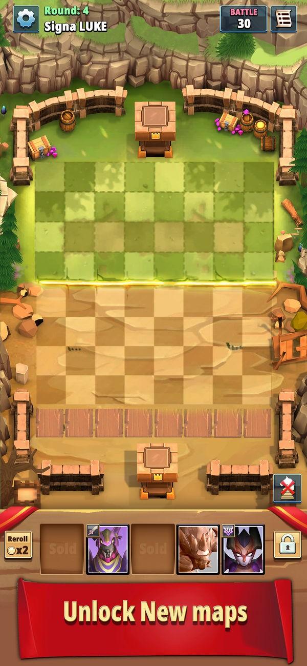 Arena Chess竞技场全明星下载|Arena Chess 安卓版v0 0 12 - PC6手游网