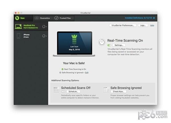 virusbarrier mac版