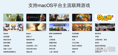 网易uu网游加速器for Mac