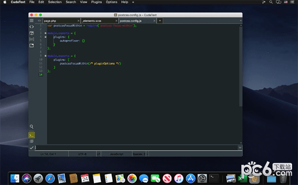 CudaText Mac版