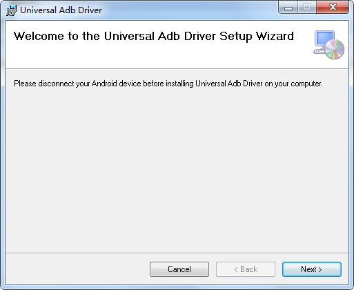 Universal Adb Driver(Adb驱动下载)