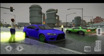 出租车司机模拟驾驶