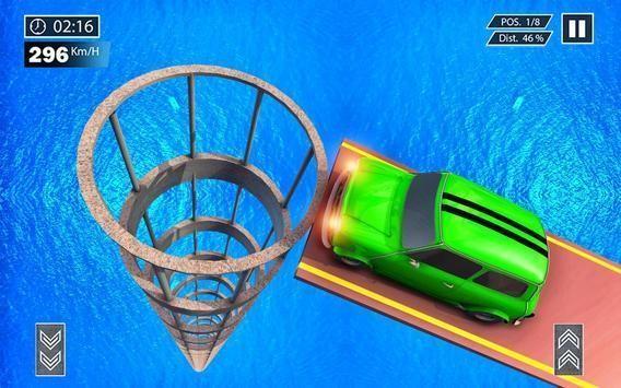 超级坡道特技赛车(图2)
