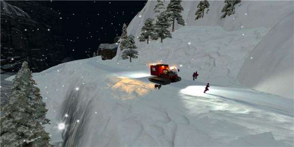 山地救援模拟器