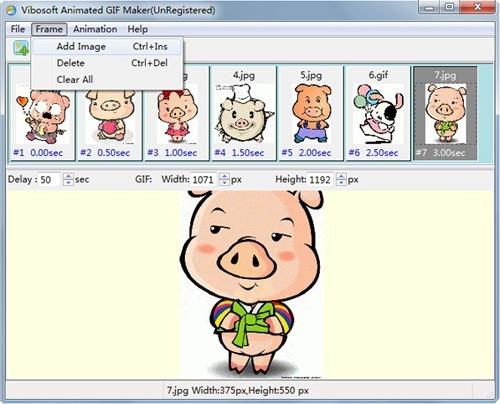 Vibosoft Animated GIF Maker(GIF制作�件)