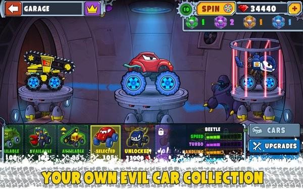 疯狂车吃车4游戏下载