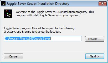 Juggle Saver(屏幕保护程序)下载 v1.0免费版--pc6下载站