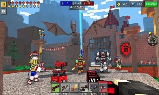 pixel gun 3d官方下载