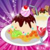 米莉小公主做冰淇淋