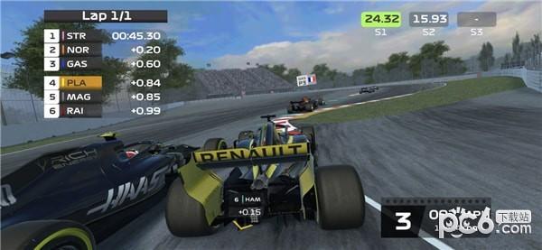 F1 Mobile Racing游戏下载