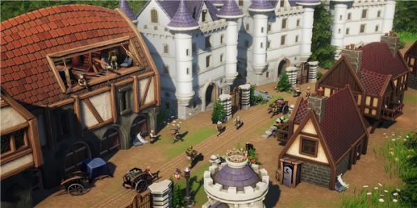 Distant Kingdoms游戏