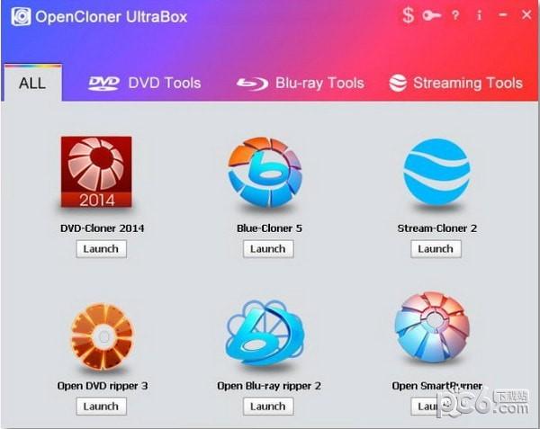 OpenCloner UltraBox(DVD刻录软件)