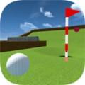 高尔夫一杆进洞3D