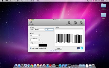 EANEncoder Mac版