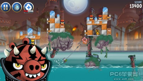 愤怒的小鸟星球大战2 iOS版下载