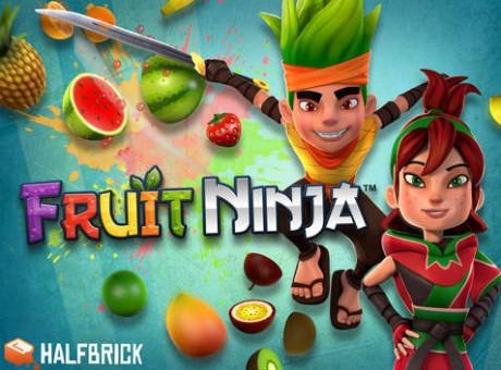 水果忍者iPhone版