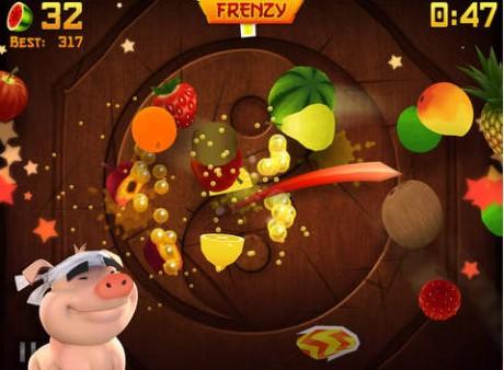 水果忍者iOS版