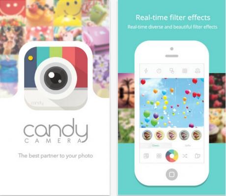 糖果相机app