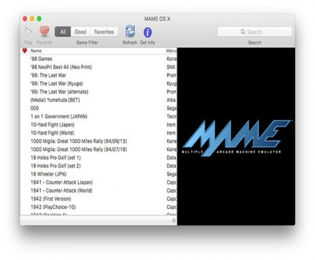 MAME模拟器怎么设置MAME模拟器Mac版设置教程_PC6手机下载站