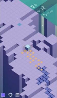 延展方块第12关怎么过 延展方块Outfolded第12关图文通关攻略