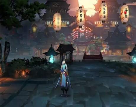 阴阳师魑魅之卷 全新玩法神秘开启第一弹