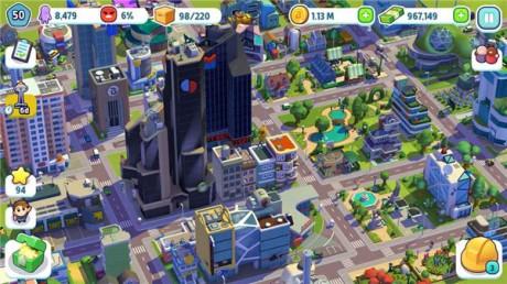 炫动城市IOS版