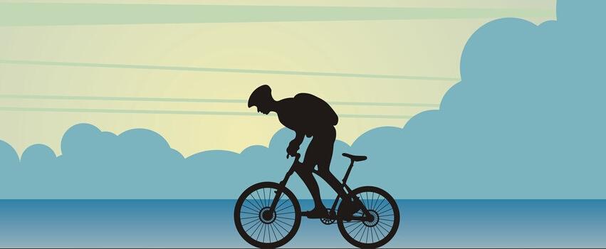 骑车去旅行